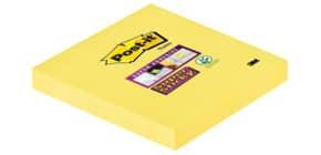 Foglietti riposizionabili Post-it® Super Sticky Notes 76x76 mm 90 ff giallo oro 654-S Immagine del prodotto