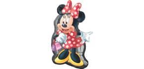 Folienballon Minnie 48x81cm 2637401 Produktbild