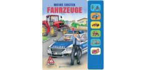 Bilderbuch Fahrzeuge m.Sound Produktbild