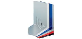 Buchstütze Metall weiß ProduktbildStammartikelabbildungM