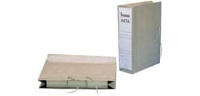 Akta-Schutzhülle braun Produktbild