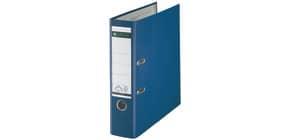 Registratore senza custodia Leitz 180° commerciale dorso 8 cm cartone rivestito in polipropilene blu - 10105035 Immagine del prodotto