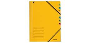 Ordnungsmappe  gelb Produktbild