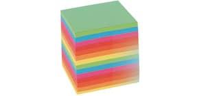 Würfelblock 9x9cm färbig Produktbild