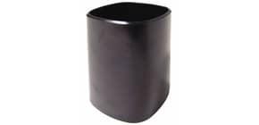 Portapenne ARDA Pastel polistirolo nero opaco 6,5x6,5x9,5 cm 4111N Immagine del prodotto