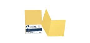 Cartellina semplice Favini FOLDER S cartoncino Simplex Luce&Acqua 200 g/m² 25x34cm giallo 53 conf.50 - A50B664 Immagine del prodotto