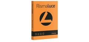 Carta colorata Favini Rismaluce colori forti 90 g/m² A4 arancio 56 - Risma da 300 fogli - A66E304 Immagine del prodotto