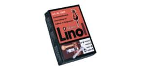 Linolschnitt-Besteck Produktbild