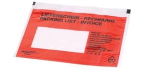 Dokumententasche C6 rot Produktbild