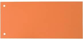 Aktenfahne 100 Stück 1/3 A4 orange Produktbild