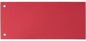 Aktenfahne 100 Stück 1/3 A4 rot Produktbild