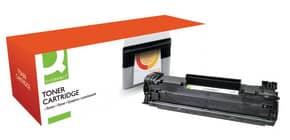 Toner Q-Connect compatibile con HP CE285A - nero KF14939 Immagine del prodotto