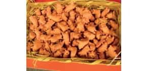 Glücksschweine gross 108 im Spannkorb sortiert Produktbild