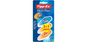 Korrekturroller 3 Stück Micro Tape Produktbild