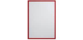 Prospekttasche A4 rot FRANKEN ITSA4M01 magnetisch Produktbild