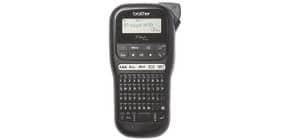 Beschriftungsgerät elektrisch schwarz BROTHER PTH110ZG1 Produktbild