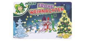 """Farbstiftetui 24ST """"Frohe Weihnachten"""" Produktbild"""