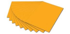 Tonpapier  50x70 cm d'gelb Produktbild