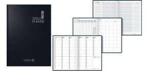 Terminkalender Unterricht schwarz Produktbild