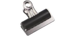 Briefklemmer B:70mm schwarz Produktbild