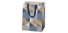 Geschenktragtasche Golden Times Produktbild