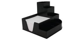 Stifteköcher +Zettelbox schwarz Produktbild