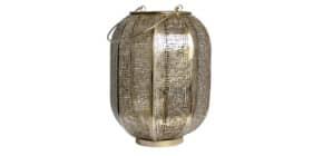 Laterne Antik gold Produktbild
