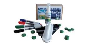 Starterset f. Schreibtafel Produktbild