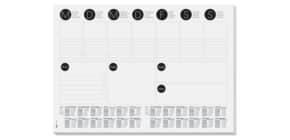 Schreibunterlagenblock Wochenplaner 420x297mm 30 Blatt 2 Jahre SIGEL HO506 Produktbild