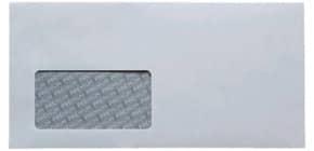 Fensterkuvert C6/5 h`fr weiß 100ST Produktbild