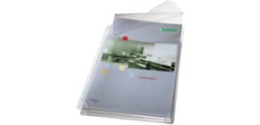 Prospekthüllen A4 mit Lasche Produktbild