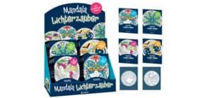 Malbuch Mandala-Lichtzauber LOEWE 9523-7 Produktbild