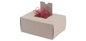 Gummiringe 100mm 500g rot Produktbild