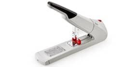 Cucitrice alti spessori Novus B56 grigio fino a 200 fogli 023-0059 Immagine del prodotto