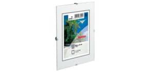 Fotorahmen Glas rahmenlos Produktbild