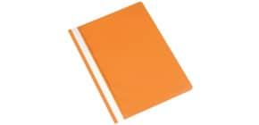 Schnellhefter A4 orange Q-CONNECT KF01664 Plast Produktbild