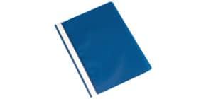 Schnellhefter A4 dunkelblau Q-CONNECT KF01454 Plast Produktbild