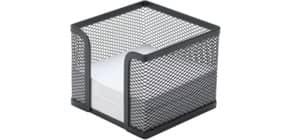 Zettelbox Metall schwarz ProduktbildEinzelbildM