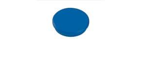 Magneti Dahle rotondi Ø 32 mm blu altezza 7 mm - forza 8 N - conf. 10 pezzi - R955326x10 Immagine del prodotto