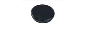 Magneti Dahle rotondi Ø 32 mm nero altezza 7 mm - forza 8 N - conf. 10 pezzi - R955329x10 Immagine del prodotto
