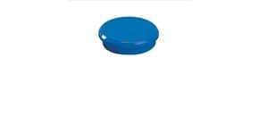Magneti Dahle rotondi Ø 24 mm blu altezza 7 mm - forza 3 N - conf. 10 pezzi - R955246x10 Immagine del prodotto