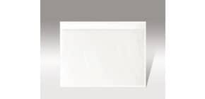 Buste autoadesive portadocumenti WePack f.to 24x18 cm trasparente neutra conf. da 100 buste - 240180100N Immagine del prodotto