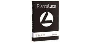 Carta colorata Favini Rismaluce colori forti 90 g/m² A4 nero 63 - Risma da 300 fogli - A66A304 Immagine del prodotto