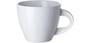 Kaffeetasse 6ST weiß Produktbild