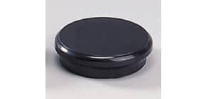 Magneti Dahle rotondi Ø 24 mm nero altezza 7 mm - forza 3 N - conf. 10 pezzi - R955249x10 Immagine del prodotto