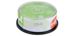 CD-R 25er Spindel inkl. URA Produktbild
