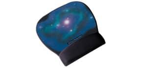 Mousepad + Gelauflage Sternenhimmel Produktbild