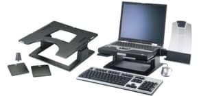 Notebookständer schwarz Produktbild