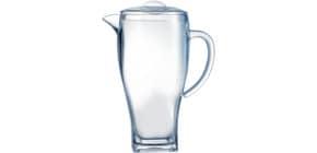 Saftkrug 2 Liter transp. Produktbild