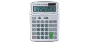 Calcolatrice solare da tavolo Q-Connect grande 12 cifre KF15758 Immagine del prodotto